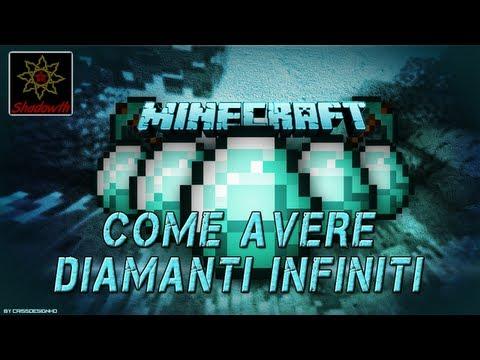 Minecraft - Come avere diamanti infiniti in Survival - Duplication Glitch Tutorial (Version 1.5.2)