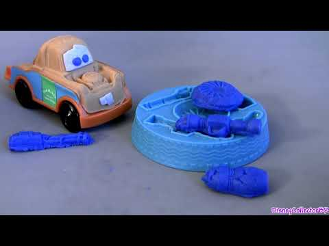 cars - You can re-enact your favorite scenes from Disney Pixar Cars 2 or make up your own. Ramp up the Cars 2 fun with your MATER'S UNDERCOVER MISSION playset! Use ...