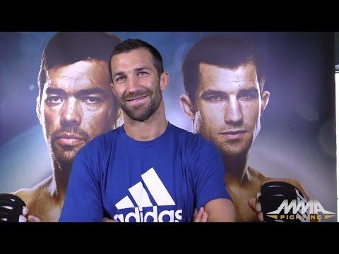 UFC on FOX 15: Luke Rockhold Says Lyoto Machida Is 'Upgraded' Bisping