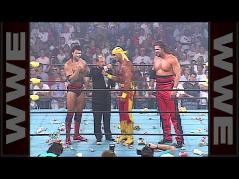 List This! - Legends of the Fall No. 1: Hulk Hogan & NWO (видео)