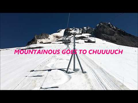 MOUNTAINOUS GOES TO CHUUUUCH - SWEET LEIF SHREDJUTSU - 2017 (видео)