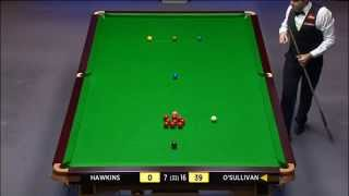 Snooker 2014 W.C. Hawkins V O'Sullivan  (24)