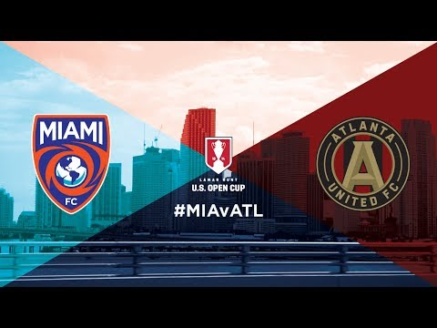 HIGHLIGHTS | Miami FC 3, Atlanta United 2