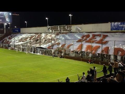 Hinchada Calamar | Platense 2 - 0 Barracas Central | Fecha 20 | Campeonato 2016/2017 - La Banda Más Fiel - Atlético Platense