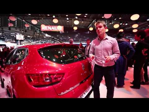 New Renault Clio – Which first look at the Paris Motor Show 2012