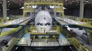 Disassemble An Airbus A380 In 2 Minutes