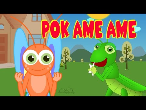 Pok Ame Ame | Lagu Anak TV | Clap Your Hands Song in Bahasa Indonesia
