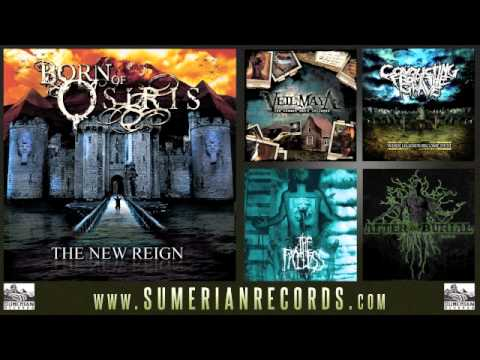 Born of Osiris - The New Reign lyrics