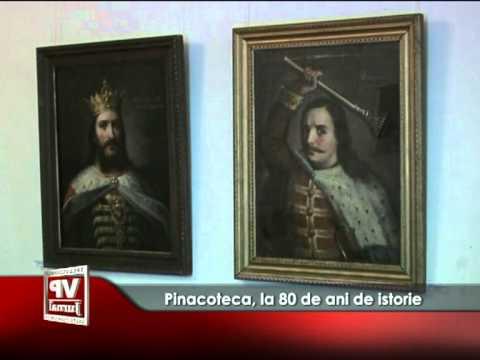 Pinacoteca, la 80 de ani de istorie