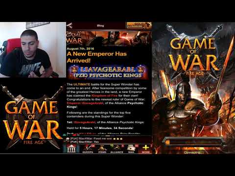 Game Of War: Making A Comeback?