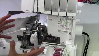 Learn how to clean and oil the Bernina L450 serger.Check out all the free Bernina L 450 overlock tutorial videos over at SewingMastery.comhttps://sewingmastery.com/bernina-l450/SewingMastery.com - Sign up to be notified via e-mail of Sara's future online courses!http://www.sewingmastery.comFacebook https://www.facebook.com/SewingMasteryTwitter https://twitter.com/sewingmasterySewing Mastery's Recommended Craftsy Classes http://craftsy.me/SaraSnuggerud_rec