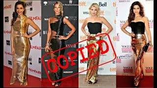 10 Times Deepika Padukone  Copied Dress From Hollywood