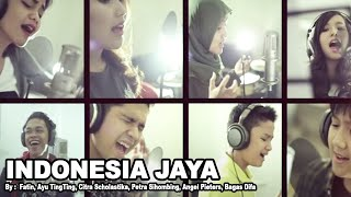 Video Fatin, Ayu TingTing, Citra Scholastika, Petra Sihombing, Angel Pieters, BagasDifa - Indonesia Jaya MP3, 3GP, MP4, WEBM, AVI, FLV Juli 2018