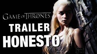 Trailer Honesto - Game Of Thrones Vol 1 -  Legendado
