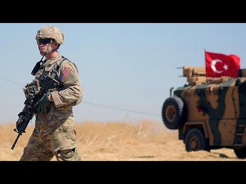 Τύμπανα πολέμου στη Συρία-Οι ΗΠΑ εγκατέλειψαν τους Κούρδους…