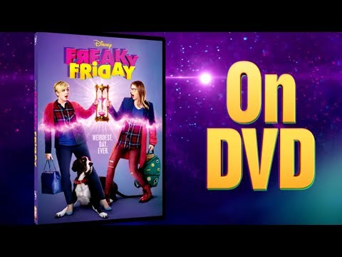 Freaky Friday Now On DVD | Disney Channel