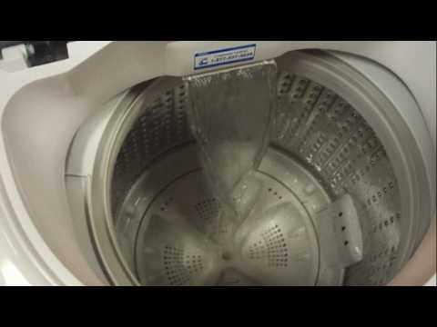 washer - Get the Haier HLP21N at Amazon here: http://goo.gl/mD3T7 Don't forget to like, favorite and subscribe! The Haier HLP21N is a 1 cubic foot portable washing ma...