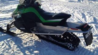 2. 2013 Arctic Cat F570