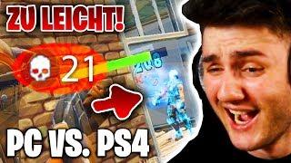 Video Mit PC in PS4 LOBBY SPIELEN (Sehr Einfach) 😱| Fortnite Battle Royale (Deutsch) MP3, 3GP, MP4, WEBM, AVI, FLV Maret 2018