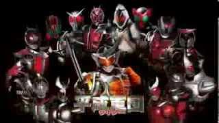 Showa Rider Vs Heisei Rider Kamen Rider War feat  Super Sentai Trailer