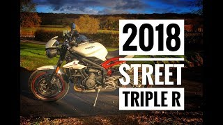 1. 2018 Triumph Street Triple R Review