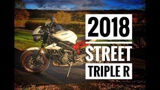 2. 2018 Triumph Street Triple R Review