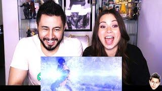 Video DRAGON BALL Z: LIGHT of HOPE reaction by Jaby & Jen! MP3, 3GP, MP4, WEBM, AVI, FLV Februari 2018