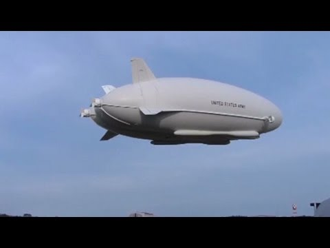 airship - Future is in spying and carrying cargo. For more CNN videos, check out our YouTube channel at http://www.youtube.com/cnn Or visit our site at http://www.cnn....
