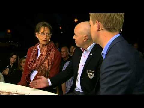 sd - Nyheterna i TV4 från 2014-07-01: Det blev en hätsk stämning då Miljöpartiets Gustav Fridolin och Sverigedemokraten Björn Söder rök ihop i i TV4Nyheterna Spec...