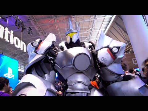 Cosplay Mega Montage from PAX East 2017