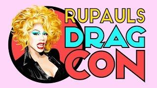 RuPaul's DragCon 2016 on PromoHomo.TV - A Virtual Experience!