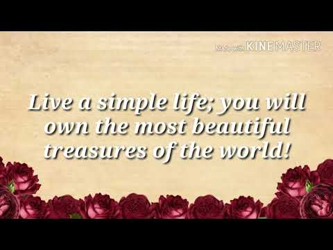 Quotes about life - Simple life quotes