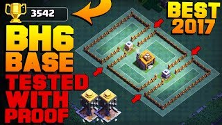 Clash of Clans Builder Base New Update BH6 / Best BH6 Base [Anti 2 Star Builder Hall 6 Base]. Base done after CoC Night Witch Update with Troops and Buildings like Roaster, Geared Up Archer Tower, Battle Machine aka New Hero, Gem Mine etc. Stay tuned for more Clash of Clans animation / defense strategy / base designs / layouts / speed builds / noob trolling bases / defensive replays! :) Can we hit 1000 likes? :3▽ FASTEST WAY TO EARN FREE GEMS: http://cashforap.ps/jaso▽ Instagram: https://www.instagram.com/clashjaso▽ Twitter: https://twitter.com/Clash_Jaso▽ Subscriber count: 159,165----------------------------------------­­---------------------------------------­-­---MY OTHER VIDEOS:CLASH OF CLANS BUILDER HALL 5 (COC BUILDER BASE)https://www.youtube.com/watch?v=Qe0O50YJLQY&tCLASH OF CLANS BH6 ANTI 3 STAR / HALL LEVEL 6 (COC BH 6)(coming soon)CLASH OF CLANS BH5 ANTI BABY DRAGON (BUILDER HALL 5 BASE)https://www.youtube.com/watch?v=Qe0O50YJLQYCLASH OF CLANS BH5 BASE (ANTI GIANT)https://www.youtube.com/watch?v=-yhSbRCcHmI&t----------------------------------------­­---------------------------------------­-­---Songs used: 1) NIVIRO - You [NCS Release]2) Phantom Sage - Our Lives Past (feat. Emily Stiles) [NCS Release]3) Elektronomia - The Other Side [NCS Release]Provided by NCS https://www.youtube.com/user/NoCopyrightSoundsNIVIRO• https://soundcloud.com/djniviro• https://facebook.com/officialniviro• https://youtube.com/c/niviro• https://instagram.com/djniviroPhantom Sage• https://soundcloud.com/phantomsage• https://facebook.com/phaantomsage• https://twitter.com/_phantomsage_• https://youtube.com/c/phantomsage[Elektronomia]• https://soundcloud.com/elektronomia• https://www.facebook.com/Elektronomia• https://www.youtube.com/c/elektronomia• https://twitter.com/Elektronomia----------------------------------------­­---------------------------------------­-­---SUBSCRIBE TO MY CHANNEL IF YOU ENJOYED THE VIDEO: https://www.youtube.com/c/Jaso505Cheers!