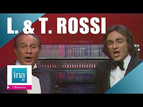 Tino et Laurent Rossi