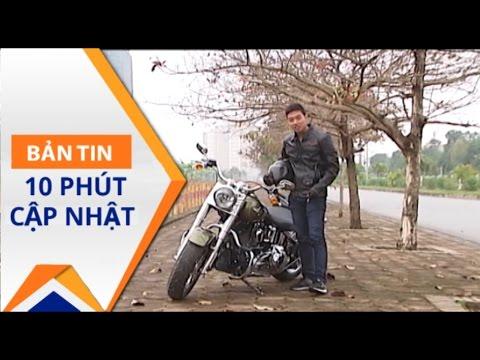 Biểu tượng nước Mỹ Harley – Davidson Fatboy tới Việt Nam | VTC - Thời lượng: 4 phút, 27 giây.
