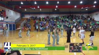 Valley Girls Basketball vs NorthWood