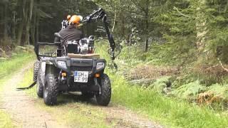Video Vahva Jussi Mini-Rückewagen mit 4m-Kran beim Holzladen MP3, 3GP, MP4, WEBM, AVI, FLV Mei 2017