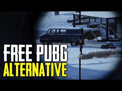 Free to Play PUBG Alternative (Ring of Elysium)