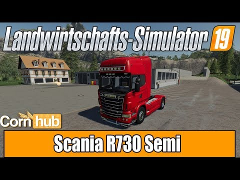 Scania R730 Semi by Ap0lLo v1.0.0.1