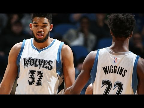 Wiggins and Towns Lead T'Wolves Over Warriors | 03.10.17