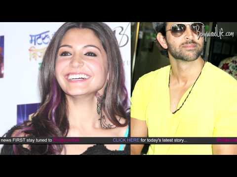 Hrithik Roshan and Anushka Sharma to be paired in