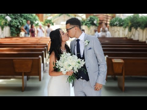 OUR WEDDING DAY | Ricky and Zai