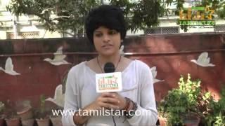 Maya Interview for Vaanavil Vaazhkai Movie