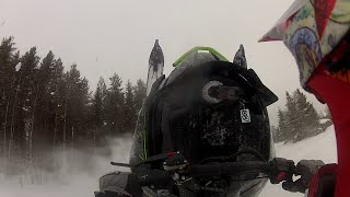 3. 2017 Arctic Cat M8000