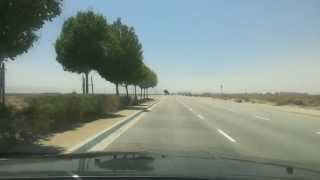 Lancaster (CA) United States  City new picture : Civic Musical Road - Lancaster, California, USA