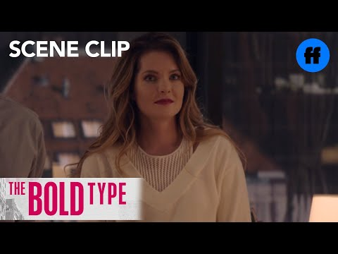 The Bold Type | Season 1, Episode 9: #Janestripe & #Salex In Jacqueline's Office | Freeform