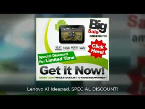 [DISCOUNT] Viewsonic tablets + Viewsonic G Tablet Review !!!