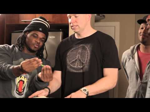 Emmanuel & Phillip Hudson Thanksgiving Dinner Ft  Gary Owen