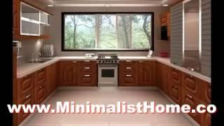 http://www.minimalisthome.co/u-shaped-kitchen-island-decorating-ideas/ Beauty Simple Models U Shaped Kitchen Island...