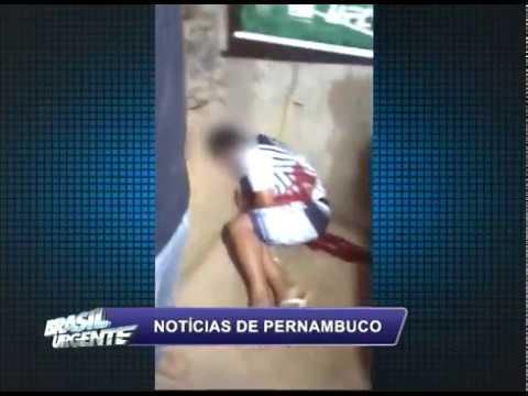 [BRASIL URGENTE PE] Duplo homicídio em Moreno